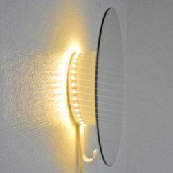 EBV tillverkar och monterar och färdigpackar LED armaturer.