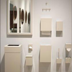 Inredningsdetaljer för Svedholms till offentliga badrum